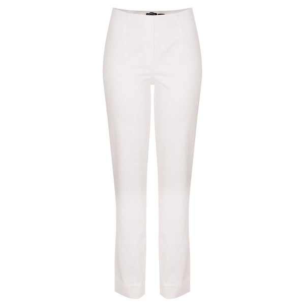 ROBELL MARIE Full Length Trouser - 10 White