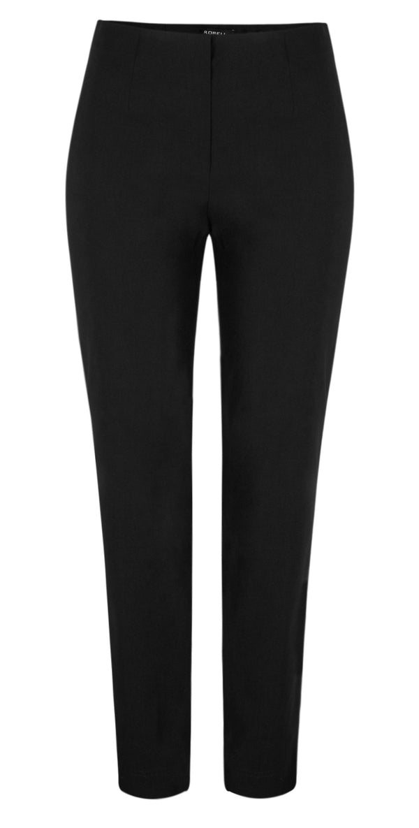 ROBELL MARIE Full Length Trouser - 90 Black