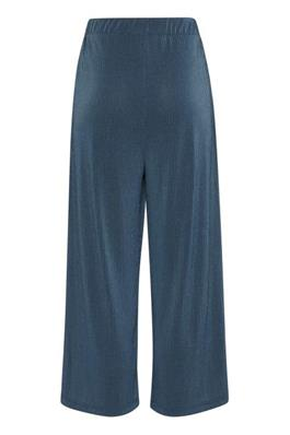 IH WALI Trousers - Petrol Metallic