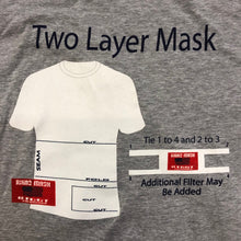 Load image into Gallery viewer, Rhino Mask T-shirt