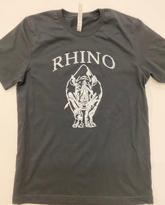 Rhino Front and Back