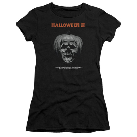 Halloween Ii - Pumpkin Poster Premium Bella Junior Sheer Jersey