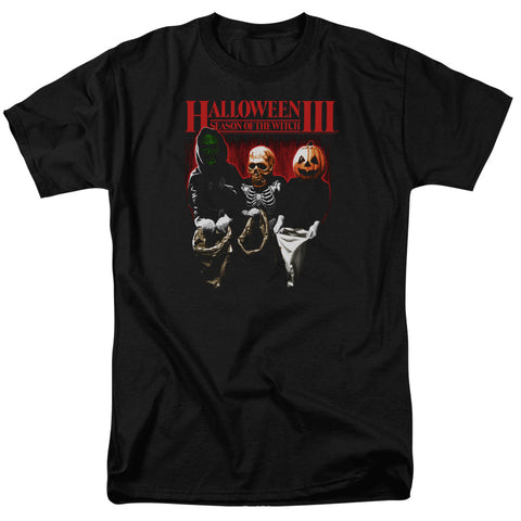 Halloween Iii - Trick Or Treat Short Sleeve Adult 18/1