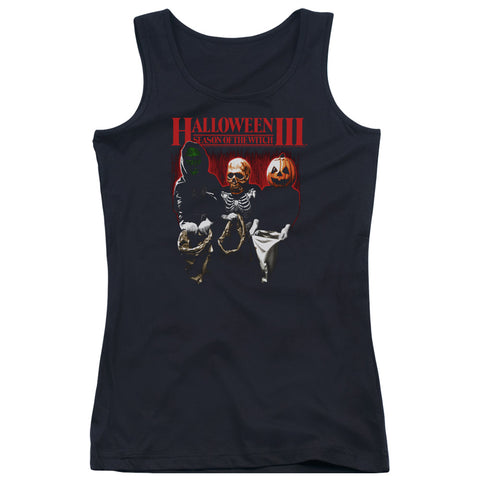 Halloween Iii - Trick Or Treat Juniors Tank Top