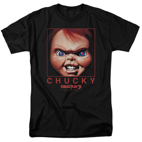 Childs Play - Chucky Squared Short Sleeve Adult 18/1