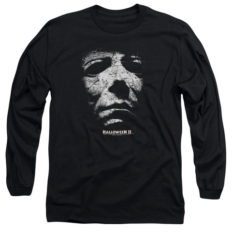 Halloween Ii - Mask Long Sleeve Adult 18/1