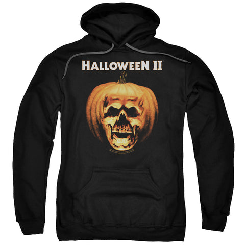Halloween Ii - Pumpkin Shell Adult Pull Over Hoodie
