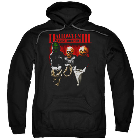 Halloween Iii - Trick Or Treat Adult Pull Over Hoodie