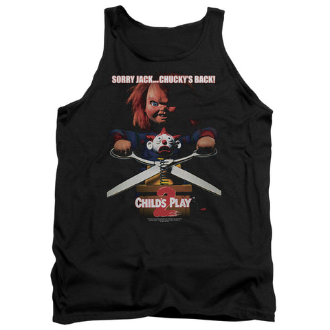 Childs Play 2 - Chuckys Back Adult Tank