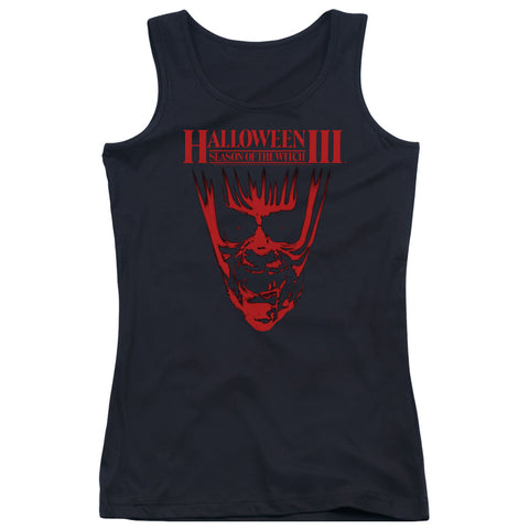 Halloween Iii - Title Juniors Tank Top