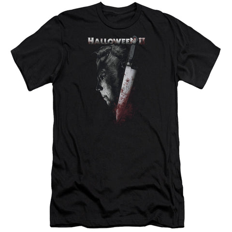 Halloween Ii - Cold Gaze Premium Canvas Adult Slim Fit 30/1