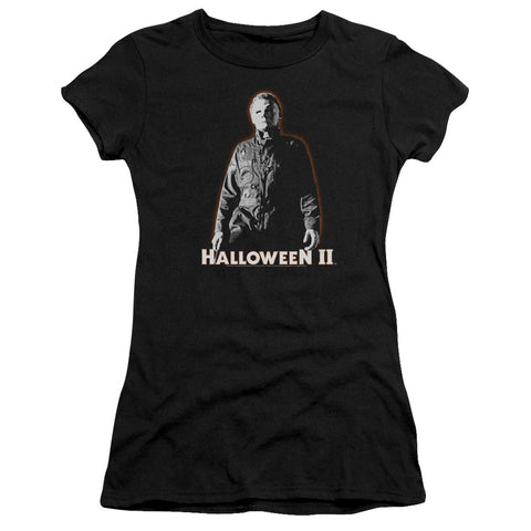 Halloween Ii - Michael Myers Premium Bella Junior Sheer Jersey