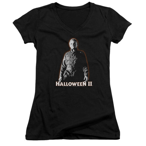 Halloween Ii - Michael Myers Junior V Neck