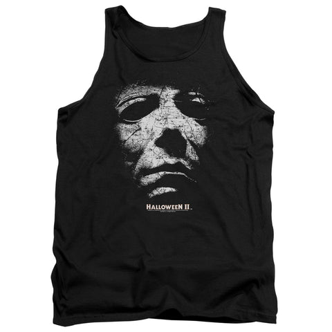 Halloween Ii - Mask Adult Tank