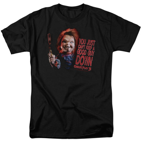 Childs Play 3 - Good Guy Short Sleeve Adult 18/1