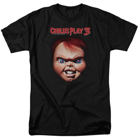 Childs Play 3 - Chucky Short Sleeve Adult 18/1