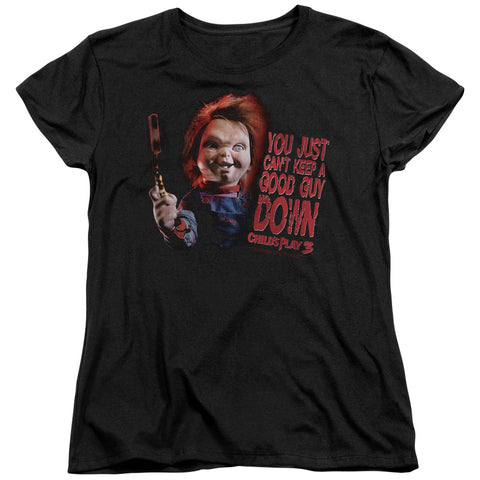 Childs Play 3 - Good Guy Short Sleeve Women's Tee