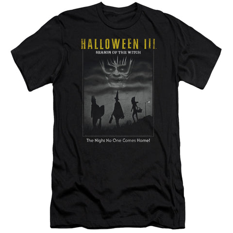 Halloween Iii - Kids Poster Short Sleeve Adult 30/1