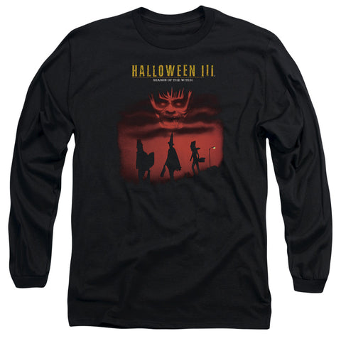 Halloween Iii - Season Of The Witch Long Sleeve Adult 18/1
