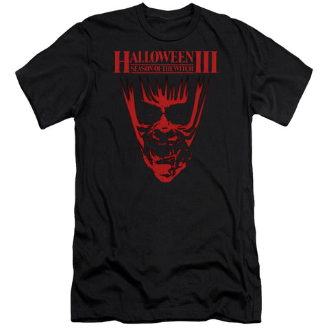 Halloween Iii - Title Premium Canvas Adult Slim Fit 30/1