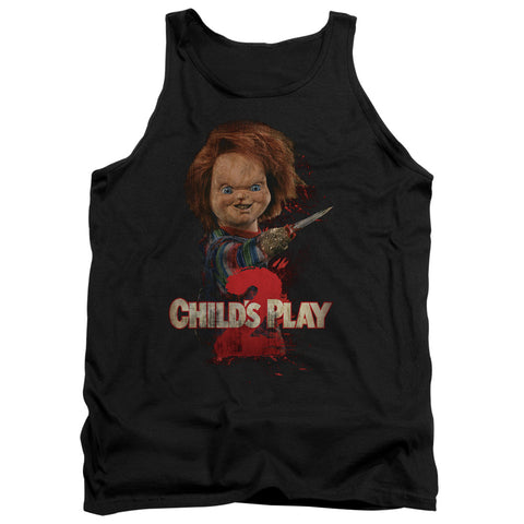 Childs Play 2 - Heres Chucky Adult Tank
