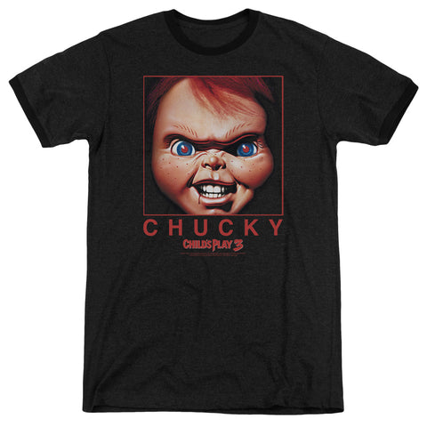 Childs Play - Chucky Squared Adult Heather