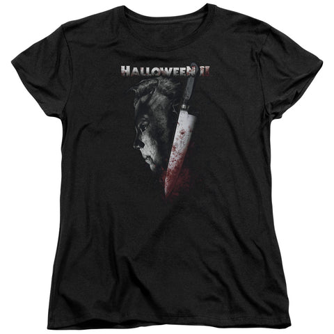 Halloween Ii - Cold Gaze Short Sleeve Women's Tee