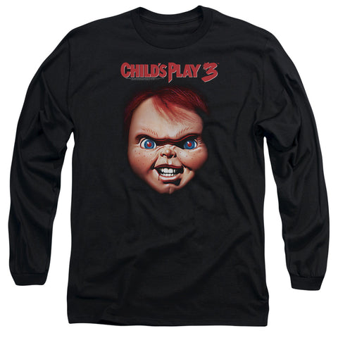 Childs Play 3 - Chucky Long Sleeve Adult 18/1