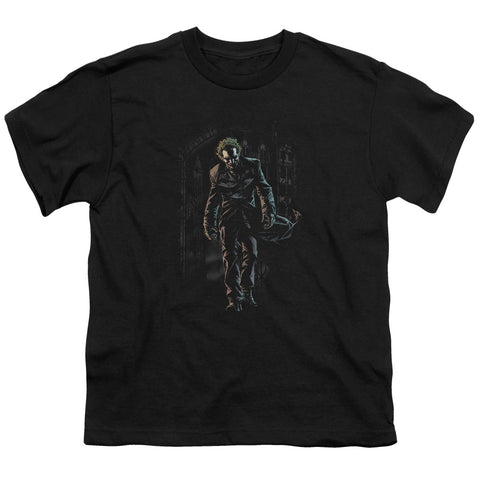 Batman - Joker Leaves Arkham Short Sleeve Youth 18/1