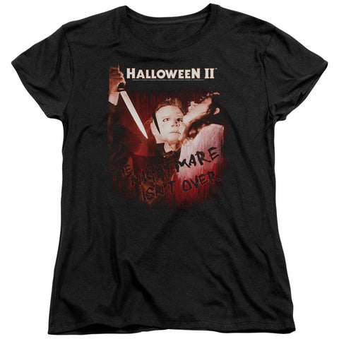 Halloween Ii - Nightmare Short Sleeve Women's Tee