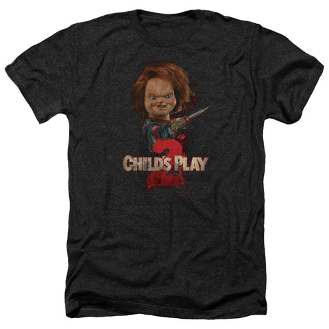 Childs Play 2 - Heres Chucky Adult Heather