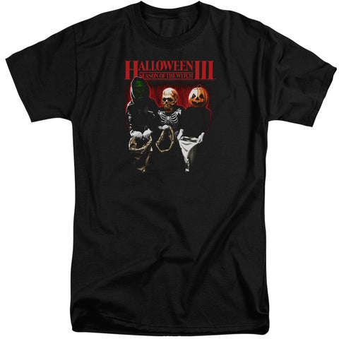 Halloween Iii - Trick Or Treat Short Sleeve Adult Tall