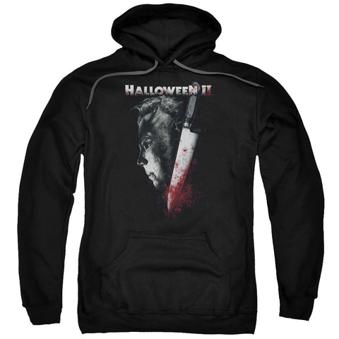 Halloween Ii - Cold Gaze Adult Pull Over Hoodie