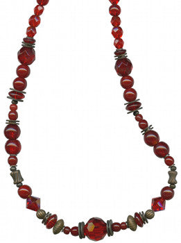 "GOOD INTENTIONS 30"" NECKLACE"