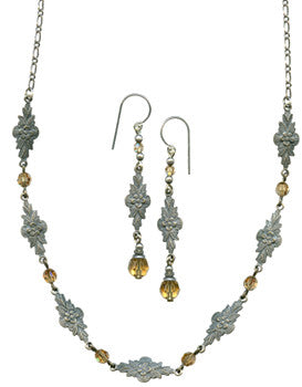 GRACE 6 EARRING AND NECKLACE SET
