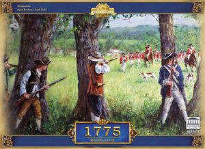 1775: Rebellion - Rent A Meeple