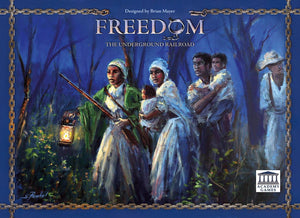 Freedom: The Underground Railroad - Rent A Meeple