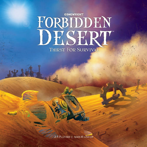 Forbidden Desert - Rent A Meeple