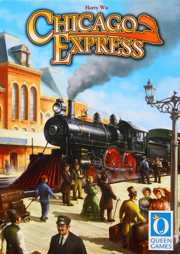 Chicago Express - Rent A Meeple