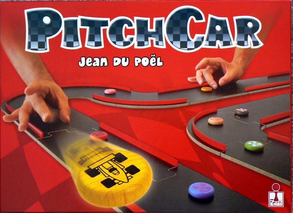 PitchCar - Rent A Meeple