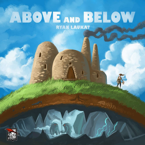 Above and Below - Rent A Meeple