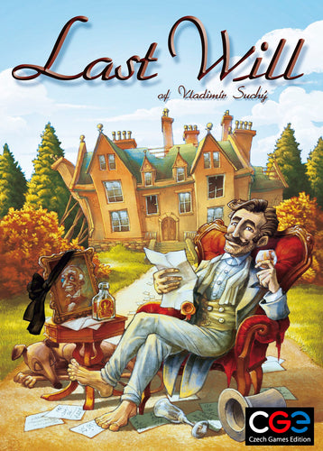 Last Will - Rent A Meeple