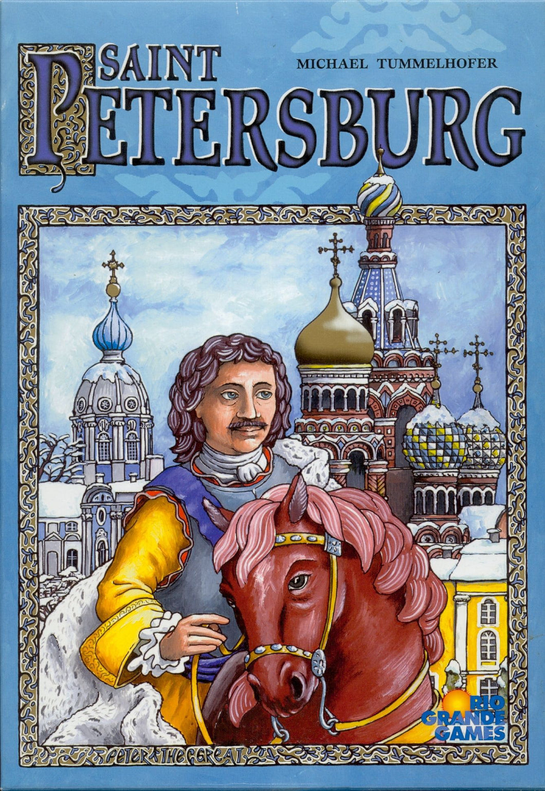 Saint Petersburg - Rent A Meeple