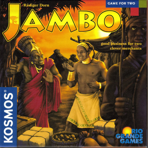Jambo - Rent A Meeple