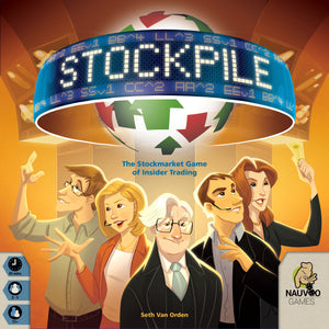 Stockpile - Rent A Meeple