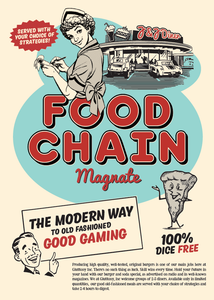 Food Chain Magnate - Rent A Meeple