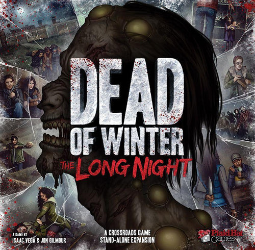 Dead of Winter: The Long Night - Rent A Meeple