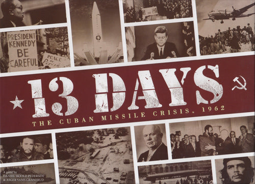 13 Days: The Cuban Missile Crisis - Rent A Meeple