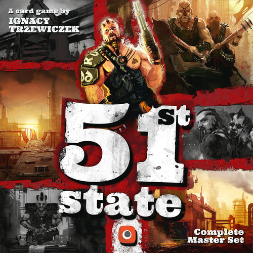 51st State: Master Set - Rent A Meeple