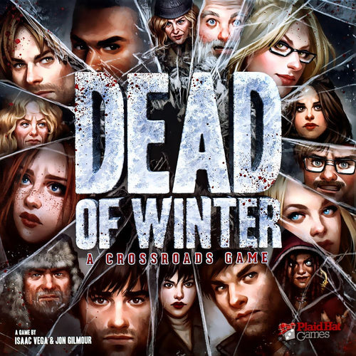 Dead of Winter: A Crossroads Game - Rent A Meeple